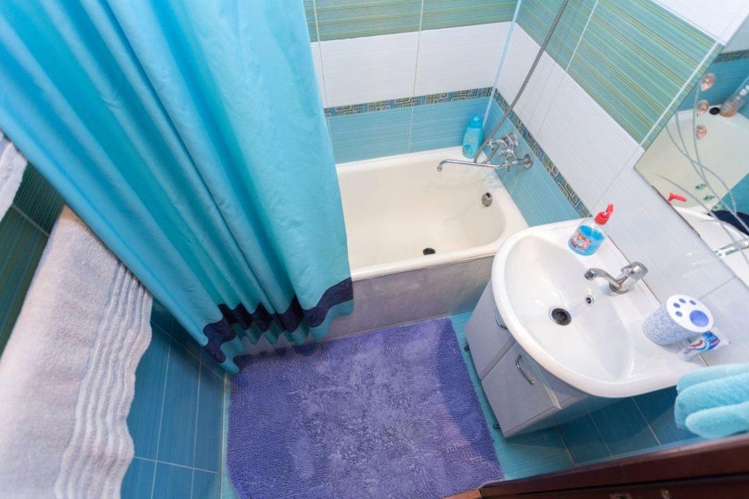 Генеральная уборка ванной комнаты и санузла